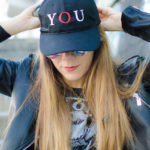 YOU urban-style cap