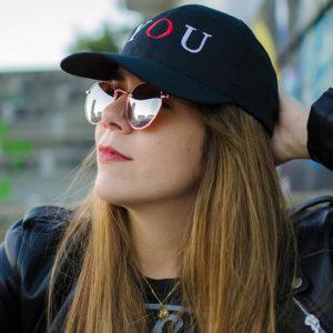 YOU urban-style cap